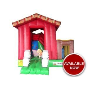 Barn Fun Combo Jumping Castle