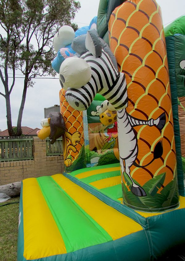 Safari Park COMBO Jumping Castle