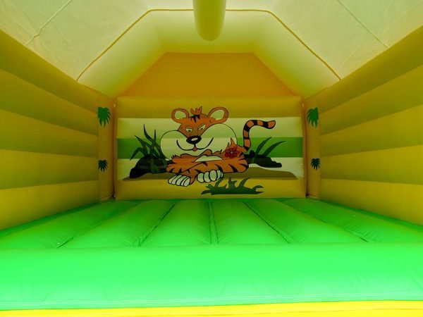 Tiger's Den Jumping Castle
