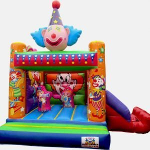 Clown COMBO Jumping Castle