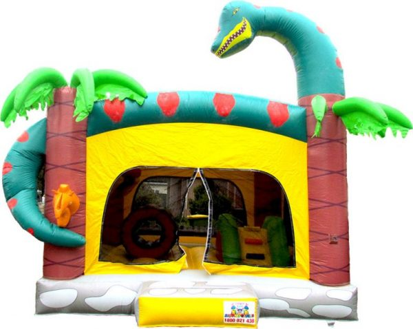 Dino Fun House Jumping Castle