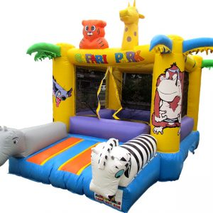 Junior Safari Park Jumping Castle