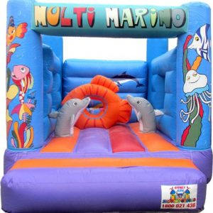 Multi Marino Jumping Castle