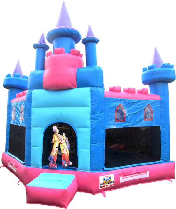 Mystery Jumping Castle