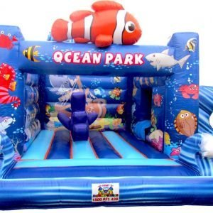 Ocean Park COMBO Jumping Castle