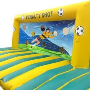 The Beautiful Game Jumping Castle