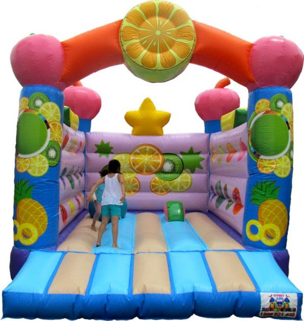 Tutty Frutty Jumping Castle