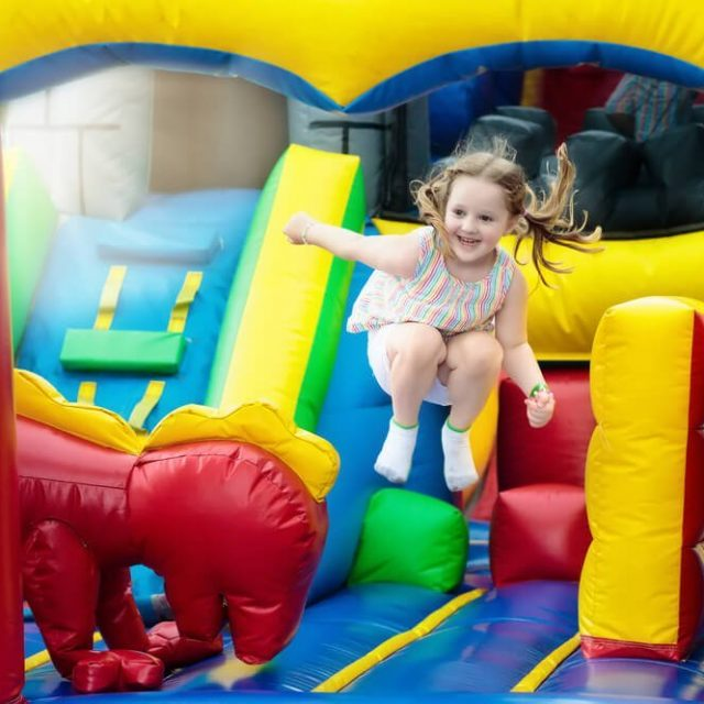 Small Jumping Castle Hire
